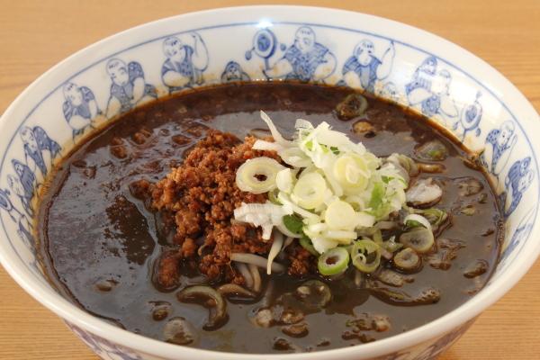 ブラックタンタン麺